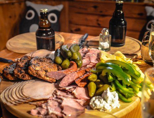 """Blogbericht op Biernet: """"4-gangen diner gecombineerd met speciaalbieren"""""""