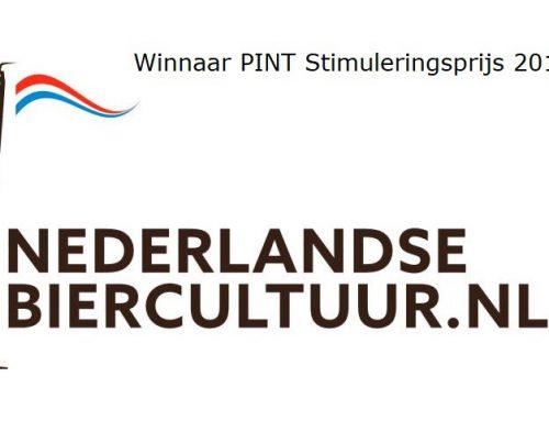 Brouwhuis van de Werf, Alphen aan den Rijn is opgenomen in het bierregister van de Nederlandse biercultuur